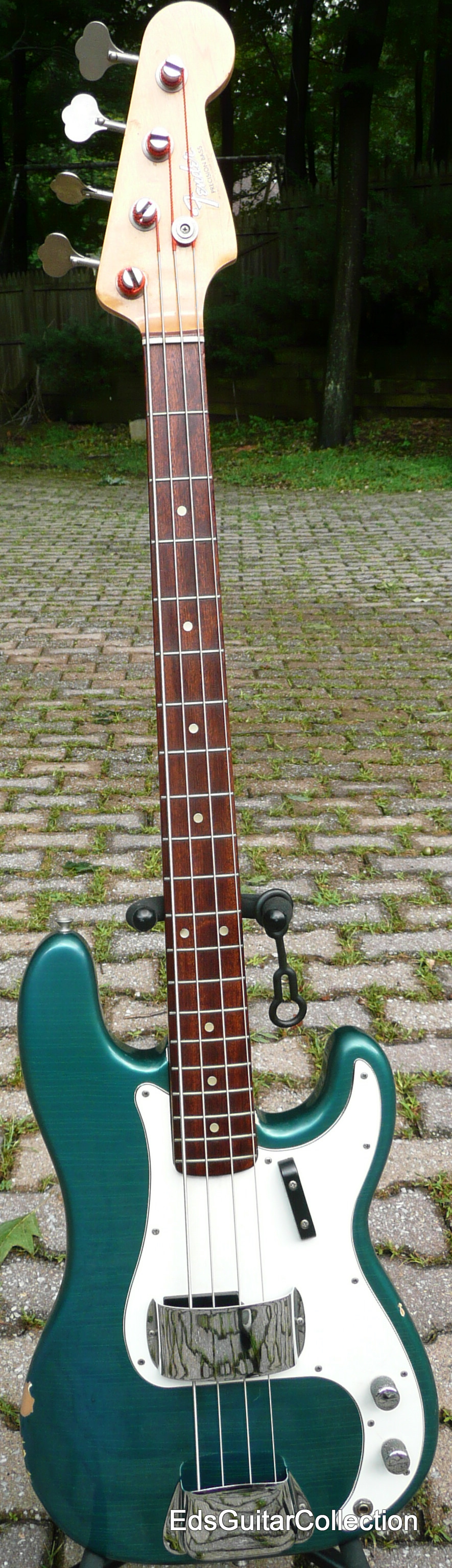 1965 Fender Precision Bass Lake Placid Blue