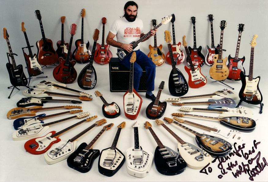 Cool Guitar Collections My Cool Guitars
