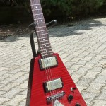 Hamer USA Vector Red Maple Flame
