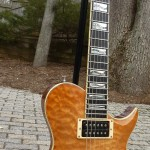 Yamaha Weddington Custom Quilt