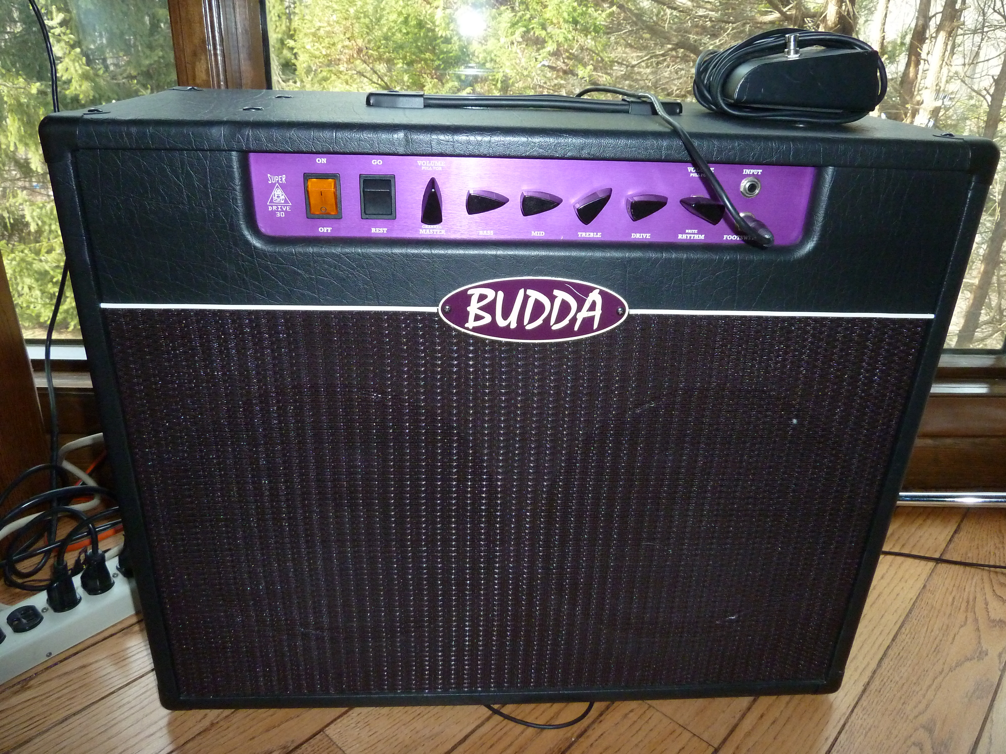 Budda Super Drive 30 2x12 Series 1 PTP wired