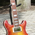 Hamer USA Studio Custom with Brazilian Rosewood