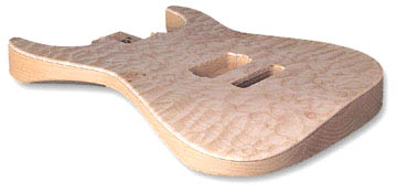 Laminate tops my cool guitars and forearm contour of a guitar body as you may see in the pictures these laminate top bodies have identical contours as the original solid bodies ccuart Gallery