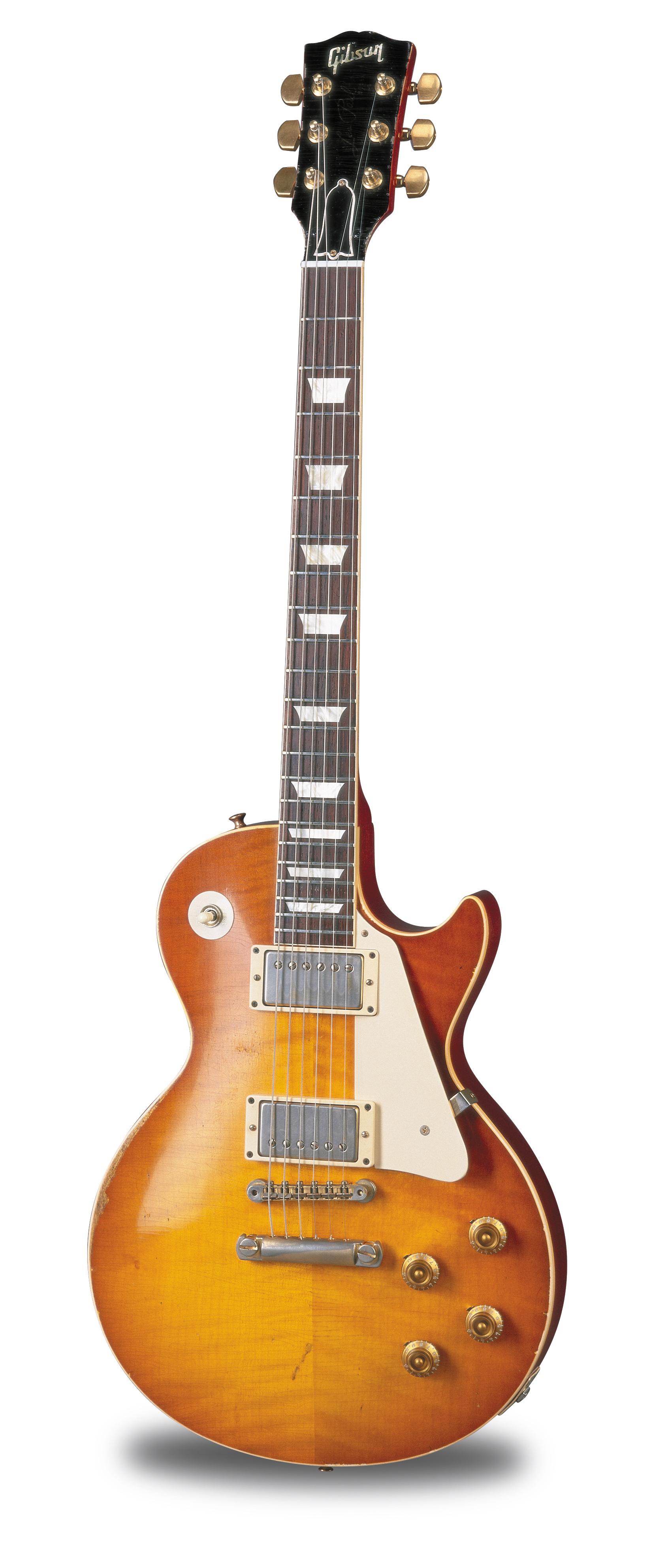 Gibson Gary Rossington Les Paul front
