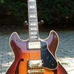 Yamaha SA2000S spruce top fat neck